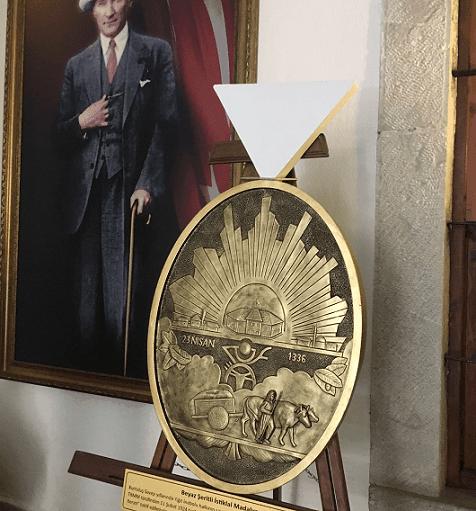 istiklal madalyası