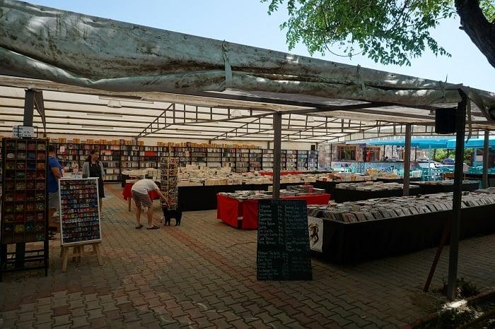 Bozcaada Kitap Çarşısı